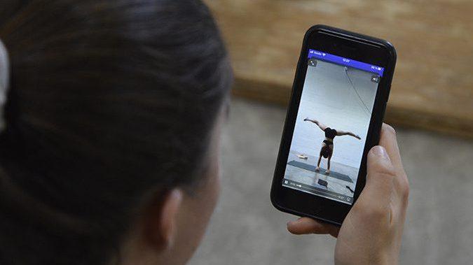 Programme en ligne - Learn 2 Handstand
